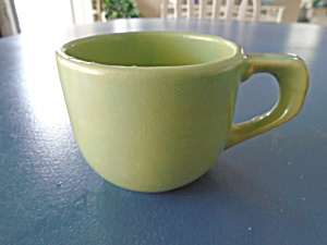 La Solana Pottery Green Cup (Image1)