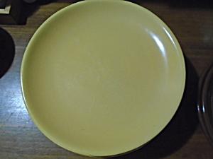 La Solana Yellow Dinner Plates (Image1)