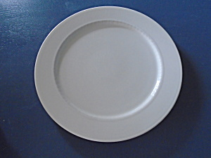 Villeroy & Boch 0141 Plain White Chargers/round Platters