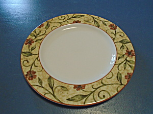 Royal Doultoneveryday Cinnabar Salad Plates