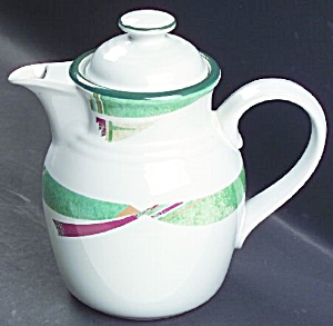 Noritake New West Coffee Pot/server