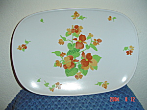 Noritake Progression Happy Days Oval Platter