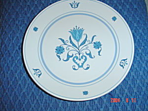 Noritake Progression Blue Haven Salad Plates