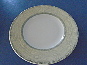 Johnson Bros Acanthus Cream Salad Plates
