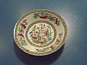 Johnson Bros. Indian Tree Dessert Bowl