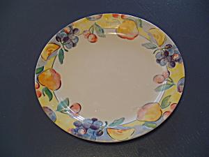 Corelle Fruit Basket/Fruit Too Dinner Plates  (Image1)
