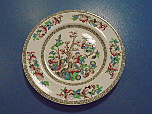 Johnson Bros. Indian Tree Bread And Butter Plates 6.25 In.