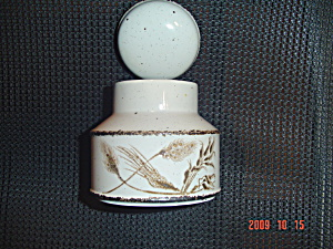 Wedgwood Winter Covered Sugar Bowl