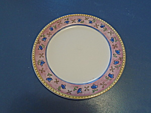 Sango Watercolors Strawberry Field Dinner Plates
