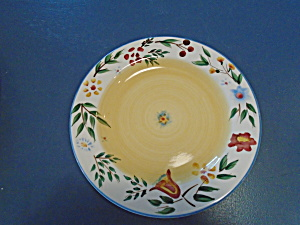 Pfaltzgraff Morning Glory Salad Plates