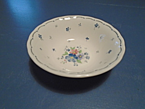 Nikko Dauphine Cereal Bowls (Image1)