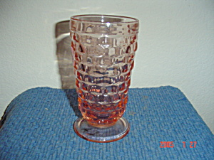 Whitehall Colony Fostoria American Pink Tumblers