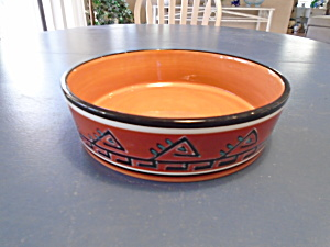 Tabletops Hopi Serving Bowl