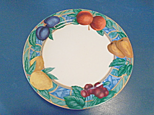 Victoria & Beale Forbidden Fruit Rimmed Soup Bowl