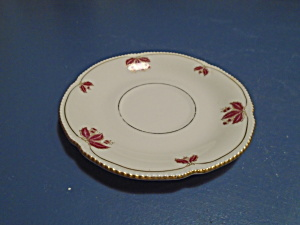 Castleton Jubilee Dinner Plates Antique