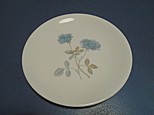 Wedgwood Ice Rose Salad Plates