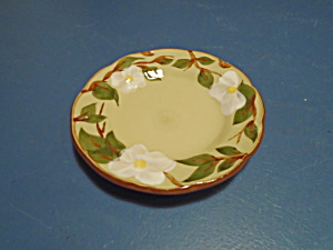 Stangl It's Dogwood Bread And Butter Plates
