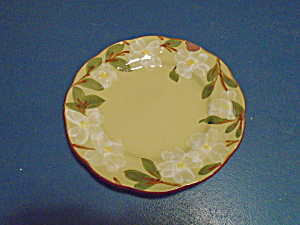 Stangl It's Dogwood Salad Plates