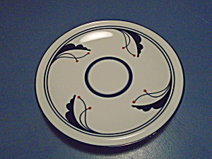 Dansk Dan65 Wall Plate (Bayberry Pattern W/red Berries)