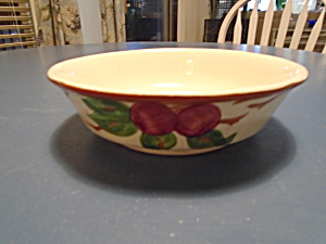 Franciscan Apple Small Serving Bowl