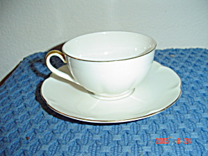 Theodore Haviland New York Leeds Cups And Saucers