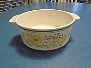 Lenox Temperware Summer Spice 1 Qt. Casserole No Cover