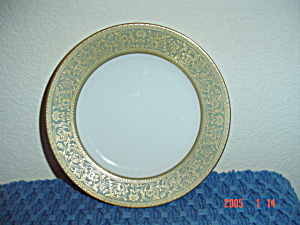 Sango Versailles Bread And Butter Plates