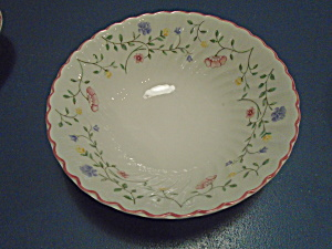 Johnson Bros. Summer Chintz Round Serving Bowl