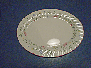 Johnson Bros Summer Chintz Small Oval Platter