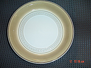 Denby Renaissance Seville Bread And Butter Plates