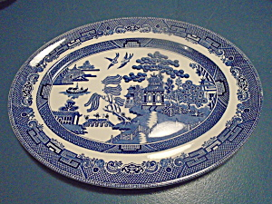 Johnson Bros 12 In. Oval Platter