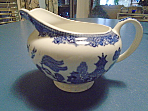 Johnson Bros Willow Creamer