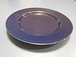 Dansk Flora Blue Salad/lunch Plates