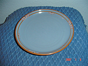 Noritake Blue Adobe Dinner Plates
