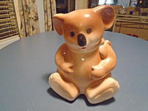 Koala Bear Cookie Jar Ceramic (Image1)