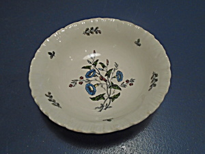 Wedgwood Williamsburg Wild Flowers Cereal Bowl