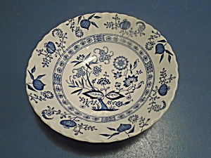 J&g Meakin Blue Nordic Serving Bowl