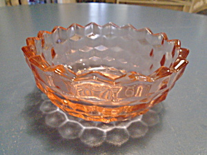 Whitehall Colony Fostoria American Pink Cereal Bowls