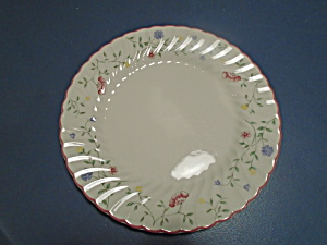 Johnson Bros Summer Chintz Dinner Plates 9.75 In.