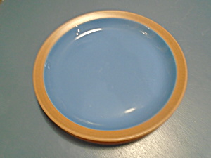 Dansk Blt Pottery Blue Dinner Plates