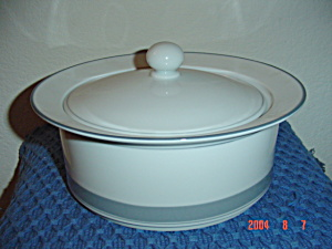 Dansk Concerto Allegro Gray Covered Casserole