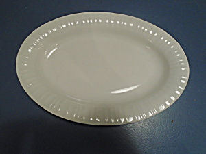 Corning Ware French White Oval Platters