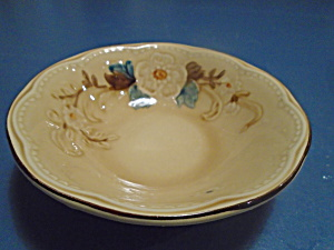 Franciscan Bouquet Cereal Bowls