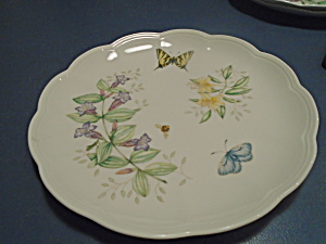 Lenox Butterfly Meadow Swallowtail Dinner Plates