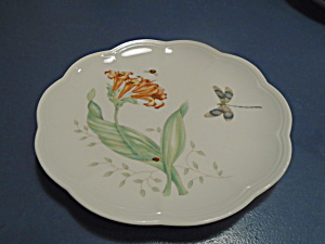 Lenox Butterfly Meadow Dragonfly Lunch Plates