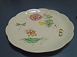 Lenox Butterfly Meadow Dragonfly Dinner Plate