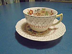 Royal Doulton Grantham Cups/saucers