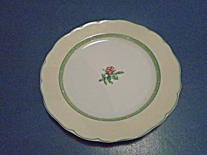 Wedgwood English Cottage Collection Cream Rose Salad Plates