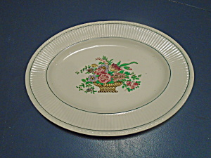 Wedgwood Belmar Oval Platter 14 In.