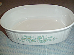 Corning Ware French White Callaway Ivy Casserole